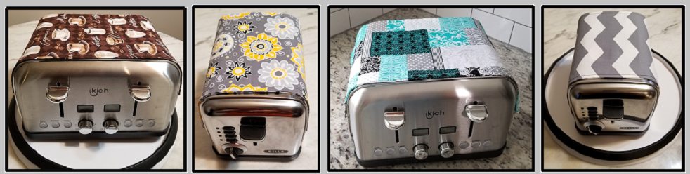 Toaster Huggee® Toaster Covers